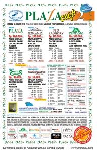 brosur-lomba-burung-berkicau-plaza-cup-semarang-12-januari-2014